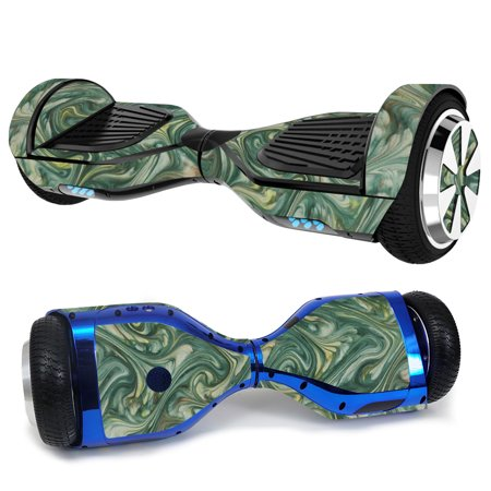 MightySkins Skin Decal Wrap Compatible with Hover-1 H1 Hoverboard Scooter - Hoverboard Stickers
