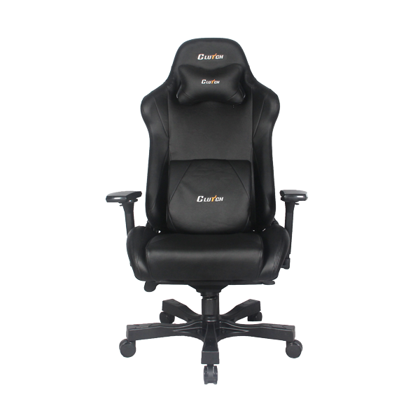 Clutch Chairz Premium Gaming/Computer chair, Black, 1-pack