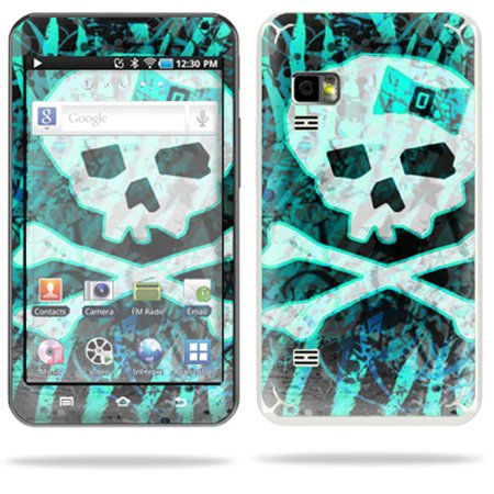 Mightyskins Protective Vinyl Skin Decal Cover for Samsung Galaxy Player 5.0 MP3 Player Android WiFi wrap sticker - Halloween 4 Theme Mp3