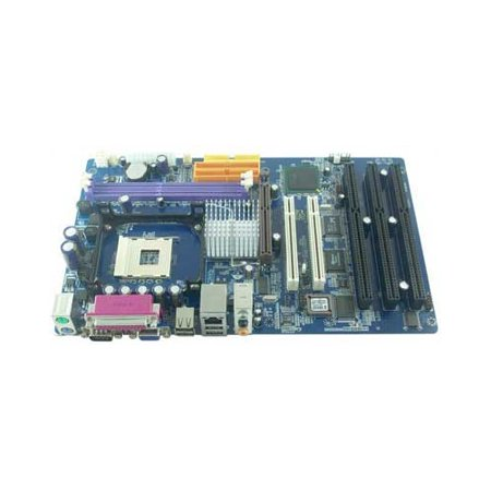 SoyoSY-P4I845PEISA, SY-P4I845GVISA Plus, P4SCA SubstitutePentium 4 motherboard with 3 ISA slots, 2 PCI and 1 AGP. On-board audio, video and LAN.