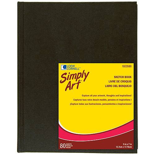 Simply Art Archival Sketchbook, 80 Sheets