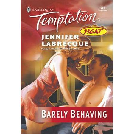 Barely Behaving - eBook