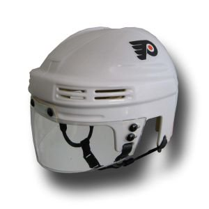 Philadelphia Flyers Away Mini Helmet - image 1 de 1