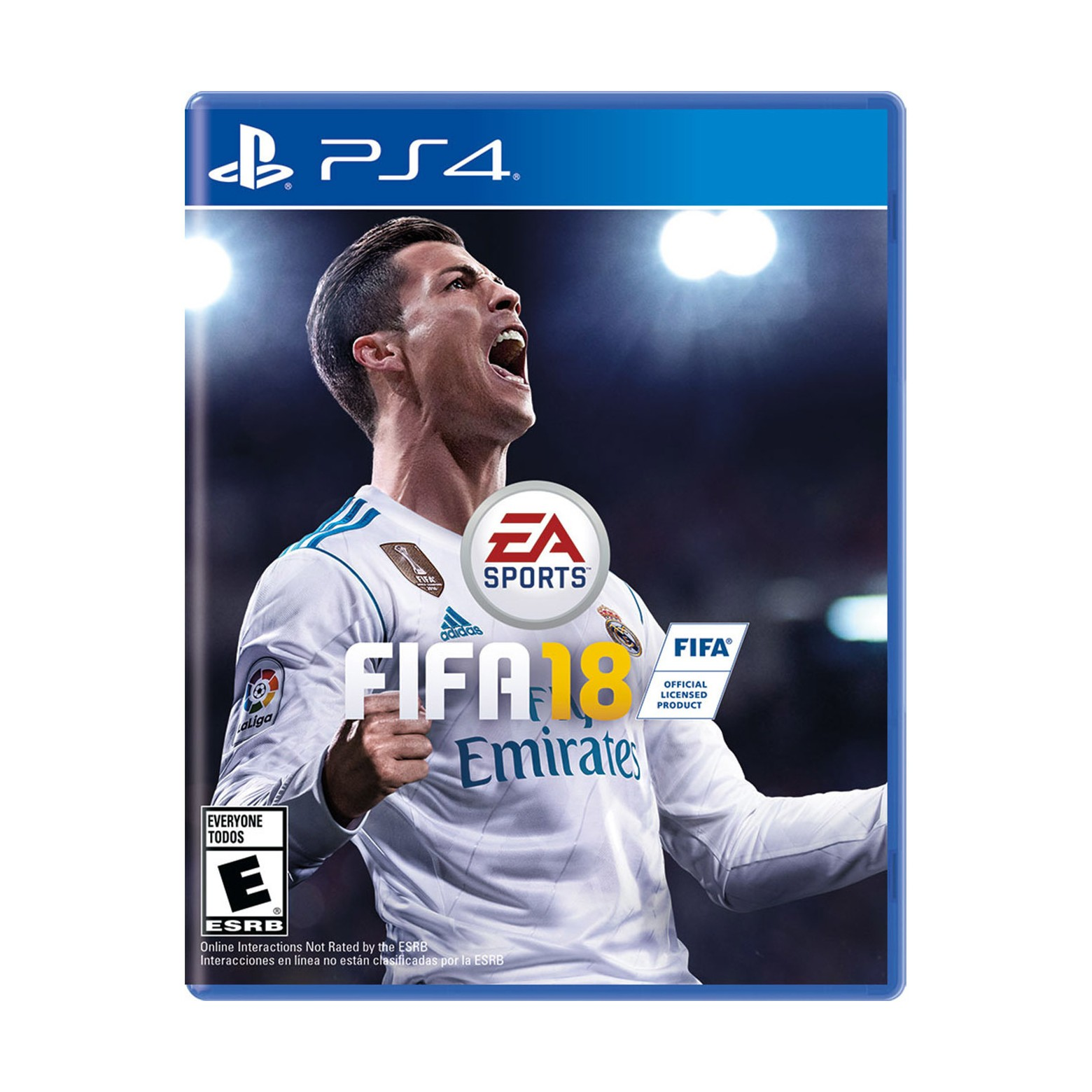Refurbished Electronic Arts FIFA 18 Standard Edition (PlayStation 4)