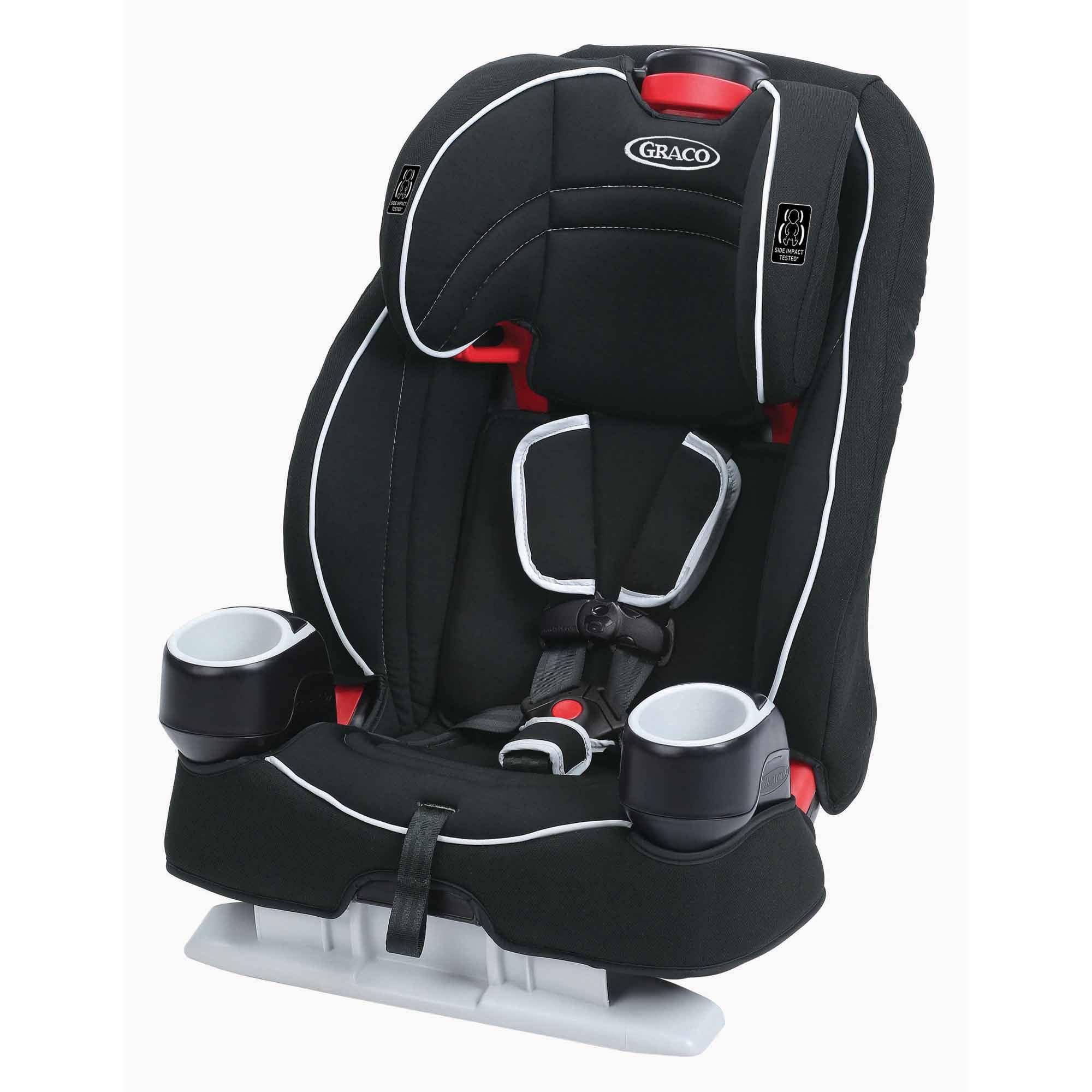 Graco Atlas 65 2-in-1 Harness Booster Car Seat, Glacier by Graco