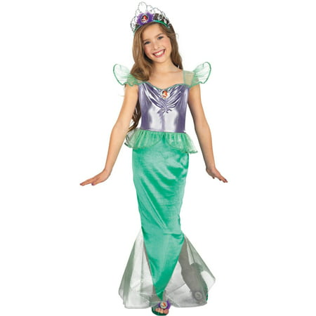 Ariel Standard Child - Ariel Human Costume