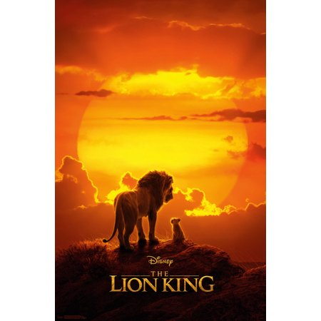 The Lion King - Mufasa and Simba -