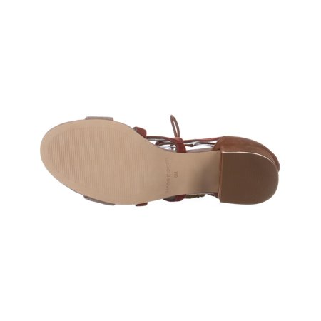 bee0175766 Marc Fisher Womens Rayz Suede Almond Toe Casual Strappy | Walmart Canada