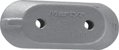"MTR CMX01AL 3//4/"" NEW MARTYR ANODES ALUMINUM SL SHAFT ANODE CMX-1"