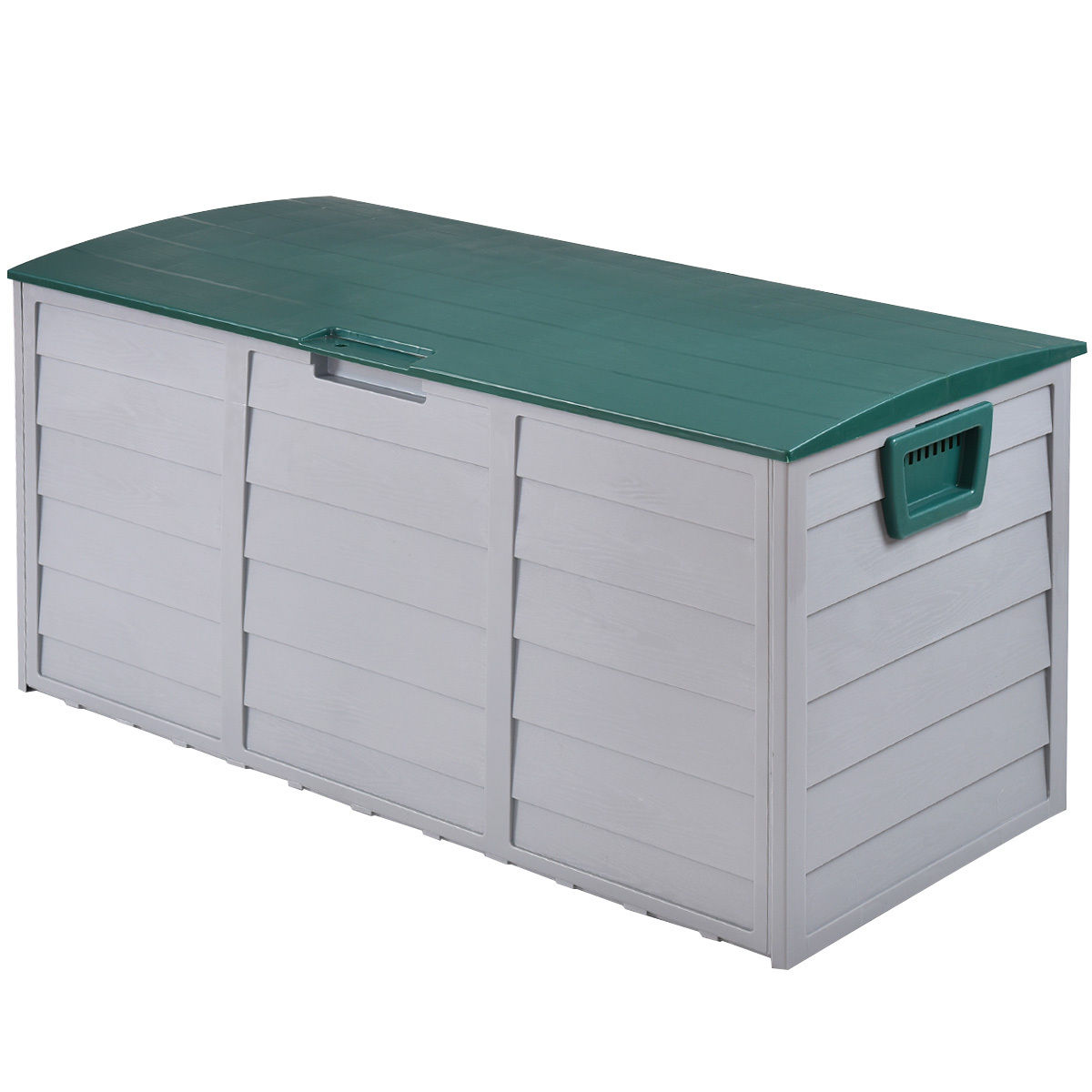 Patio Storage Containers Keter Brightwood Outdoor Plastic