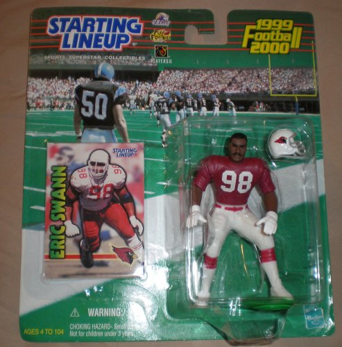 1999 Eric Swann NFL Starting Lineup Figure [Toy] - image 1 de 1