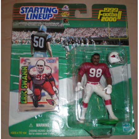 1999 Eric Swann NFL Starting Lineup Figure [Toy] - image 1 of 1