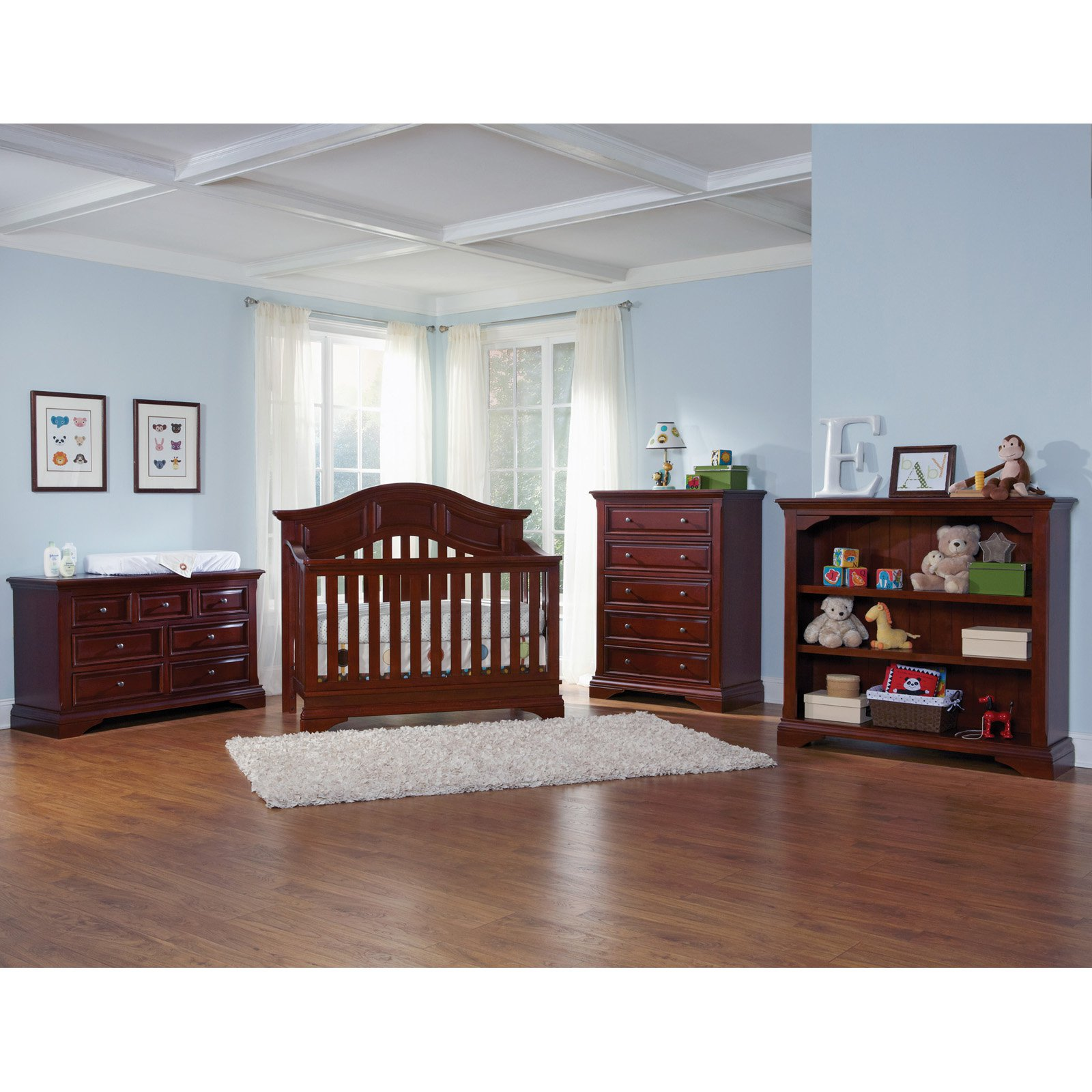 and furniture crib cr pine westwood convertible chest baby pineridge black cribs design ridge blk ch nursery
