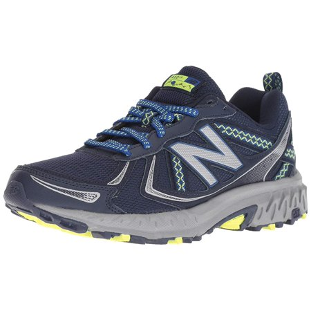 New Balance Women's 410V5 Cushioning Trail Running Shoe, Blue, Size