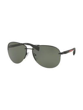 afe46856c6 Product Image Sunglasses Prada Linea Rossa PS 56 MS DG05X1 BLACK RUBBER