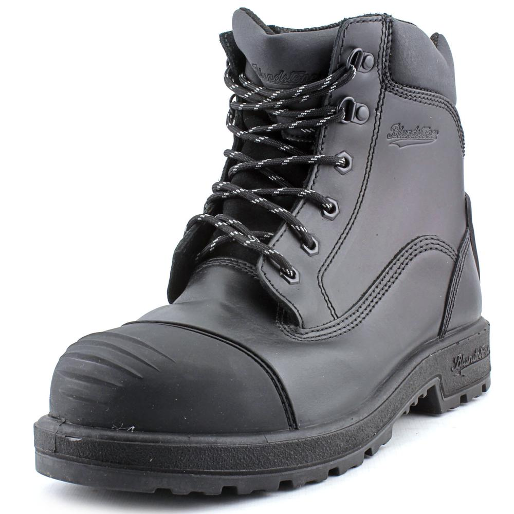 Blundstone Safety 145mm   Round Toe Leather  Work Boot