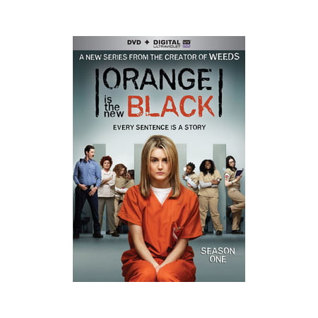 Orange Is the New Black: Season One (DVD) (Rc2 Dvd)