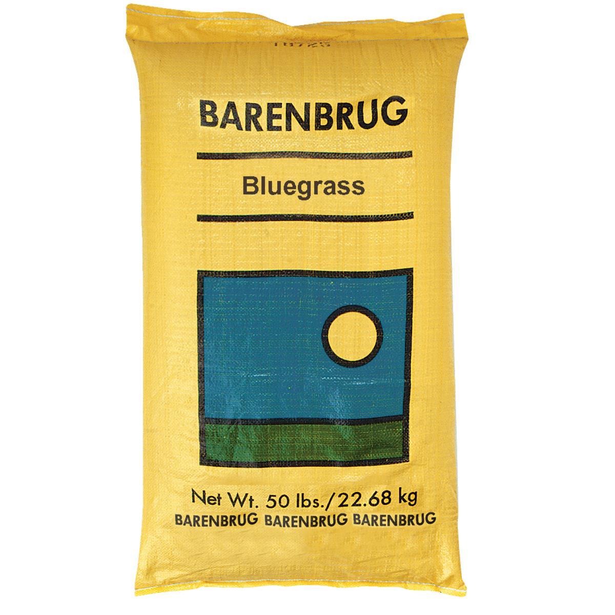 Barenbrug Wonderlawn Kentucky Bluegrass Grass Seed