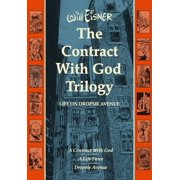 Will Eisner Library: The Contract with God Trilogy