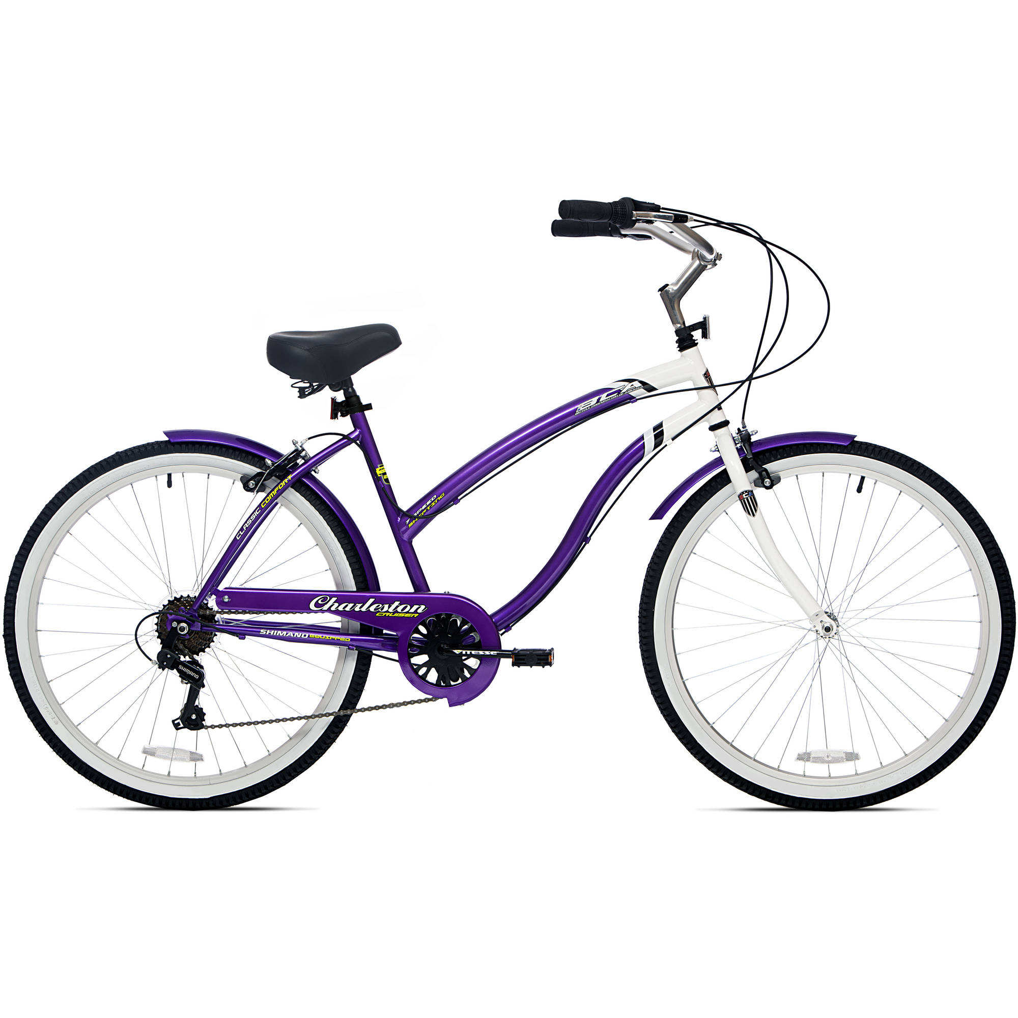 "26"" Women's BCA Charleston Cruiser, Magenta"