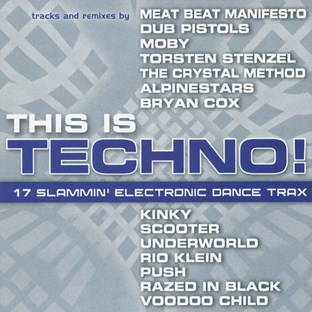 THIS IS TECHNO [WATER MUSIC]