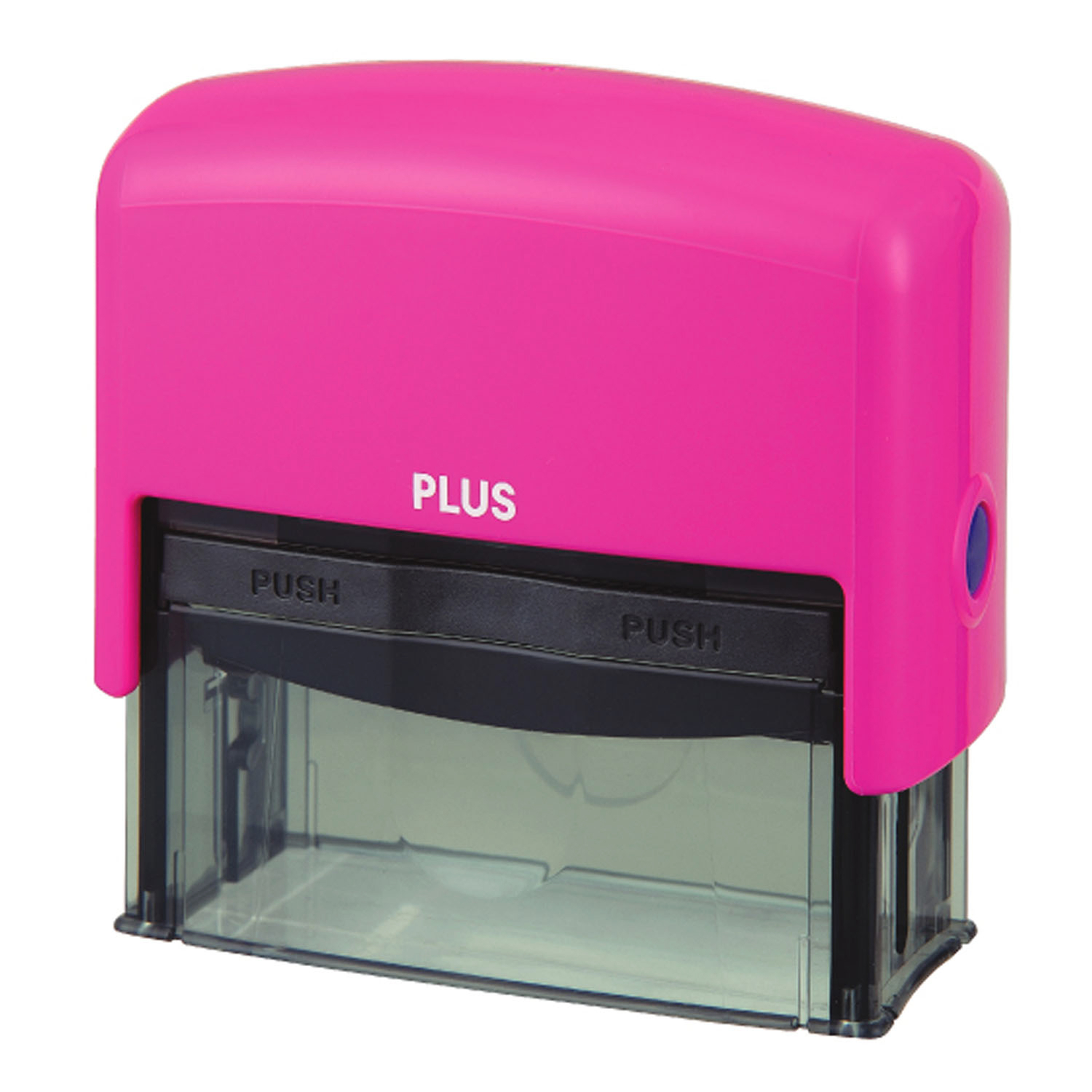 Guard Your Id Large Stamp, Pink Color Pink