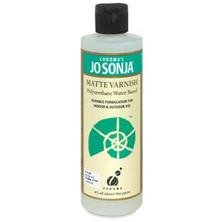 Chroma's Jo Sonja Water Based Polyurethane