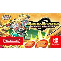 Sushi Striker Way of Sushido, Nintendo Switch, [Digital Download],045496592615