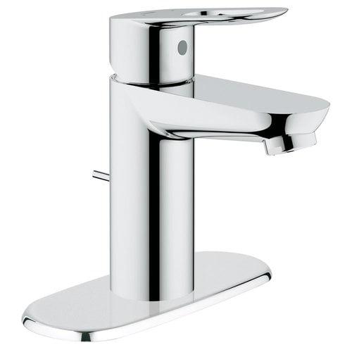 Grohe Bauloop Single Handle Centerset Bathroom Faucet Walmartcom
