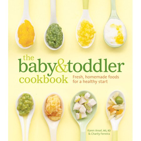 The Baby and Toddler Cookbook : Fresh, Homemade Foods for a Healthy Start](Pinterest Halloween Healthy Food)