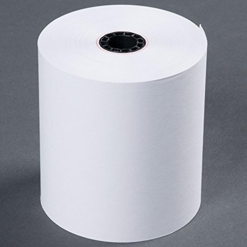 "3"" x 150' 1-Ply Bond (50 Rolls), Works for Epson TM-U300,..."