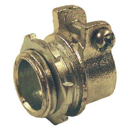 Flexible Metal Conduit (RACO 2101 Flexible Metal Conduit Fitting,3/8)