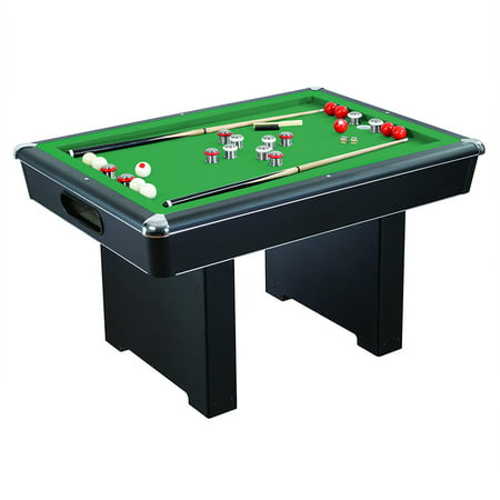 Unc Pool Table Light - Hathaway Renegade Slate Bumper Pool Table, 54-In, Green