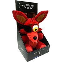 "Officially Licensed Five Nights At Freddy's 10"" Boxed Foxy Plush Toy"