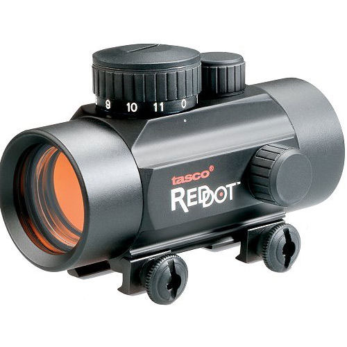 Tasco RedDot 1 x 30 Scope, 5MOA Matte