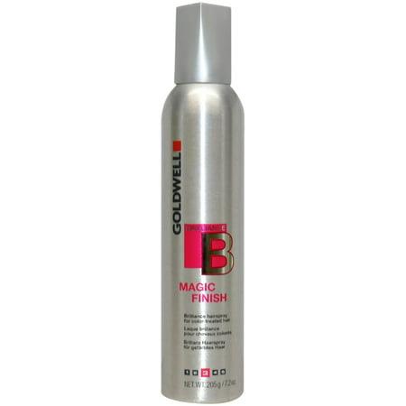 Goldwell Brilliance Magic Finish Hair Spray by Goldwell for Unisex, 7.2