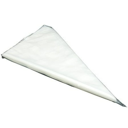 Disposable Clear Pastry Bags - 20 Inch - 1 package, 100 count - image 1 de 1