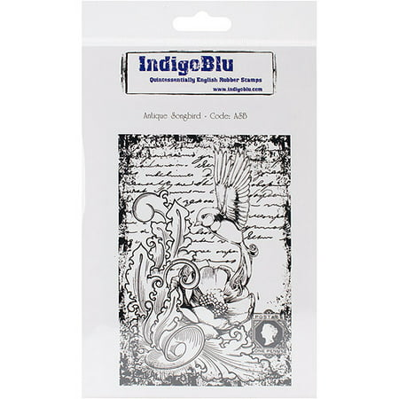 IndigoBlu Cling Mounted Stamp, 7