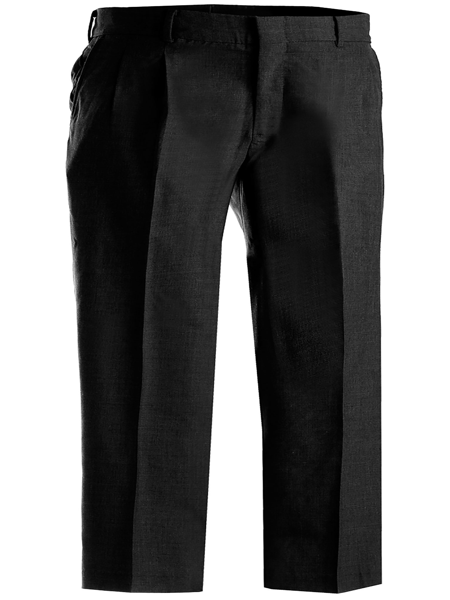 Edwards Garment Men's Lightweight Washable Pleated Dress Pant, Style 2620