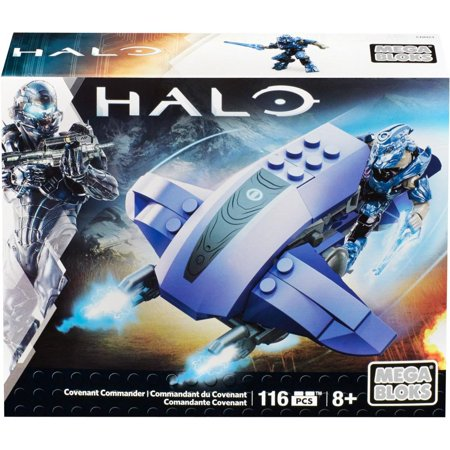 Mega Bloks Halo Covenant Commander Set
