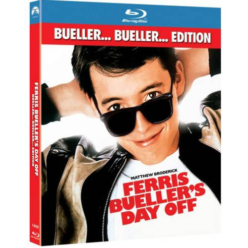 Ferris Bueller's Day Off (Blu-ray + Digital HD With UltraViolet) (Walmart Exclusive) (With INSTAWATCH)