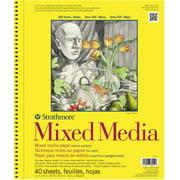 Strathmore 11 x 14 Mixed Media Drawing Pad