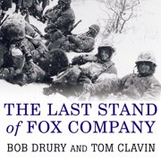 The Last Stand of Fox Company - Audiobook