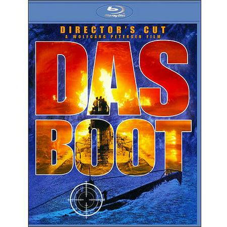 Das Boot  Directors Cut   Blu Ray   Anamorphic Widescreen