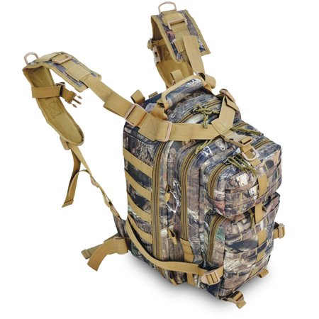 - Explorer Tactical 3 Day Military Tactical Combat Assault Pack 17 Inch Backpack