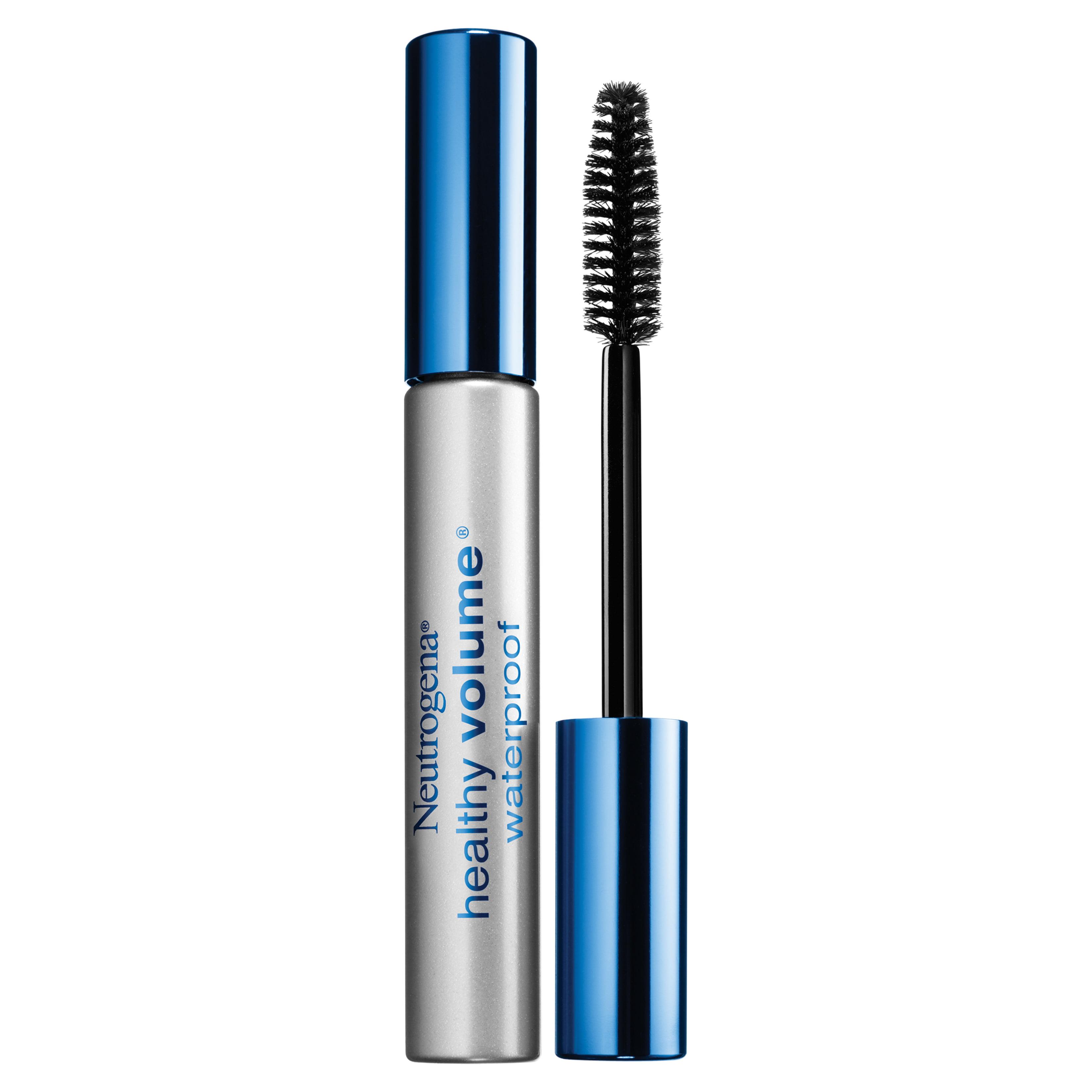 Neutrogena Healthy Volume Waterproof Mascara, Carbon Black 06,.21 Oz.