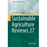 Sustainable Agriculture Reviews: Sustainable Agriculture Reviews 27 (Hardcover)