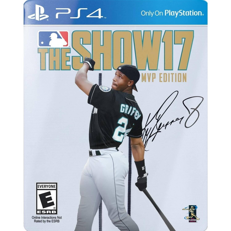 MLB 17: The Show MVP Edition, Sony, PlayStation 4, 711719508069