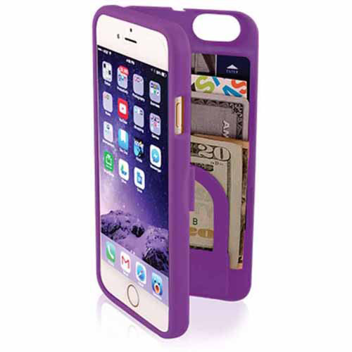 eyn Protective Case with Storage for Apple iPhone 6