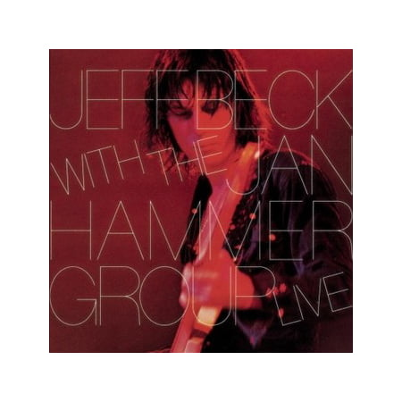Live with the Jan Hammer Group (CD)
